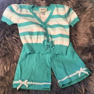 LIKE NEW 2 pc The Children Place 12 months